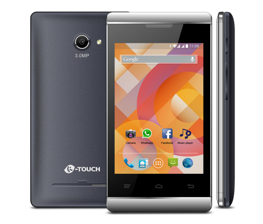 K-Touch launches A10 Android Smartphone at Just Rs. 2,999