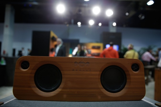 House of marley unveils 2015 CES lineup