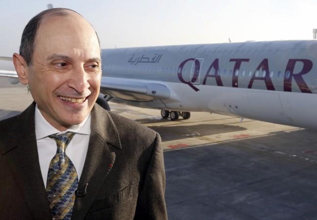 Qatar Airways Group Chief Executive Officer Akbar Al Baker