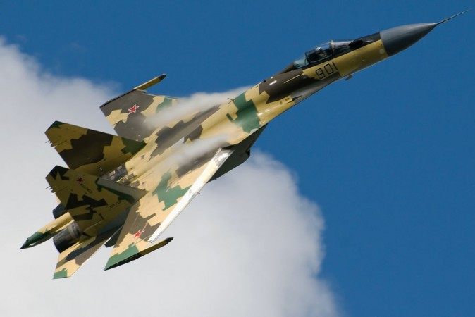 North Korean  made an attempt to purchase the advance fighter jet Sukhoi Su-35 last year.