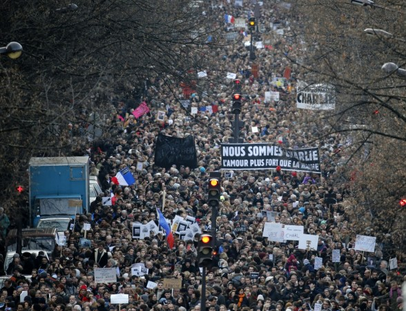 Paris march