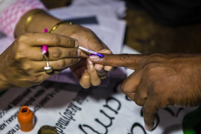 Delhi assembly poll 2015