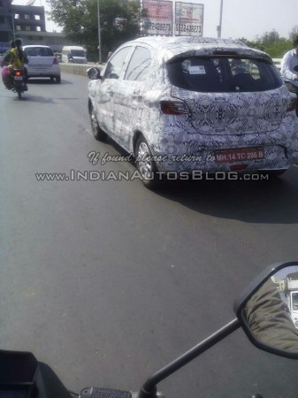 Tata Kite Spied Testing Again, Looks Production Ready