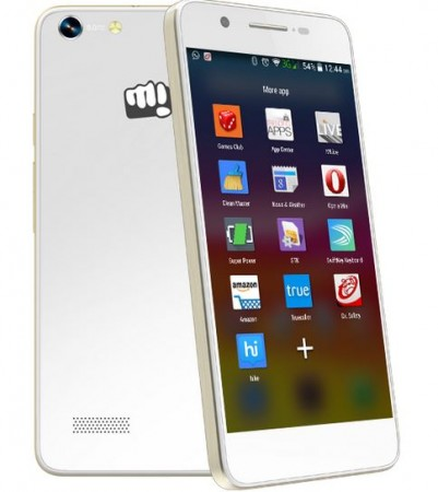 Micromax Canvas Hue AQ5000 with 3000 mAh Battery Launched in India; Price, Specifications