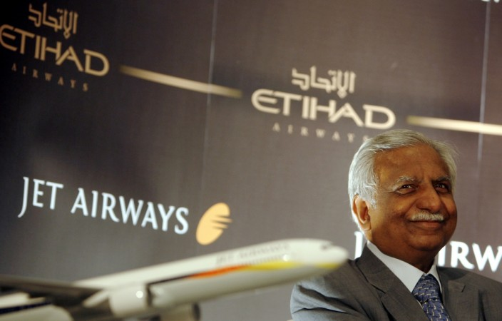 Naresh Goyal of Jet Airways