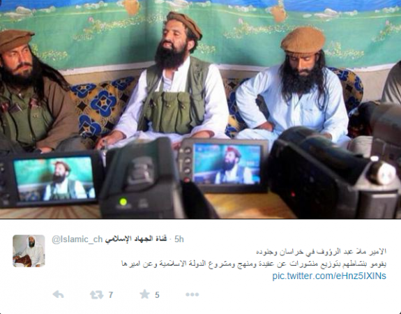 Recently several Taliban leader were seen swearing their allegiance to ISIS leader Abu Bakr al Baghdadi in a video.