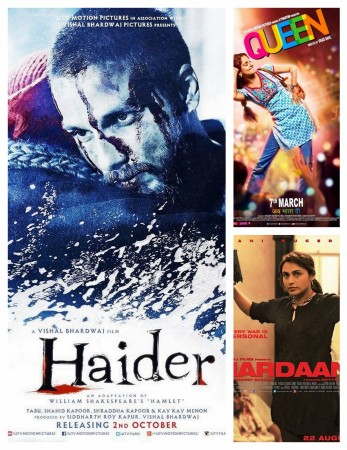 Haider Mardaani and Queen