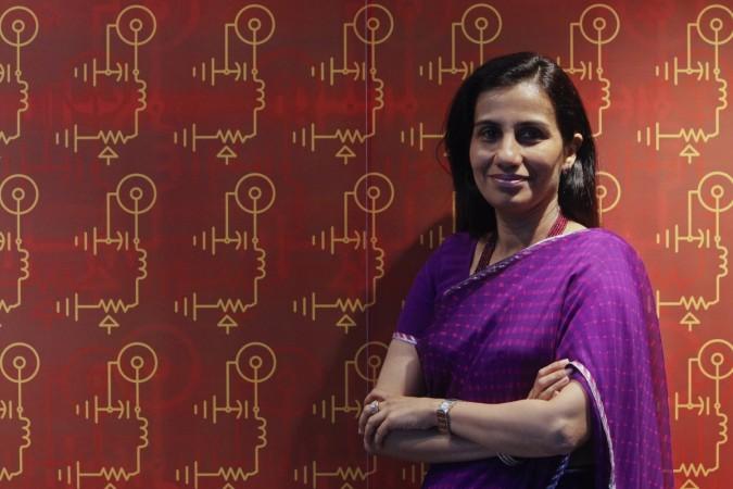 Chanda Kochar of ICICI