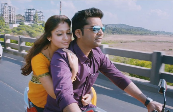 'Idhu Namma Aalu' Teaser Review: Simbu-Nayantara's Feel Good Video Clip