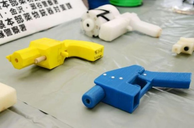 3D Printed Guns that can shoot real bullets