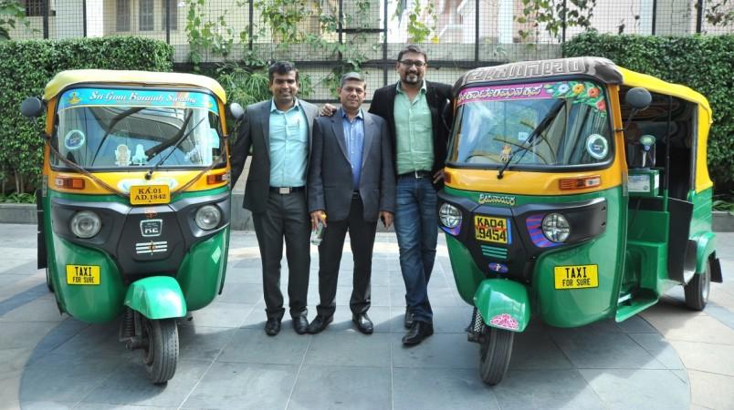 Auto Rickshaws in BAngalore
