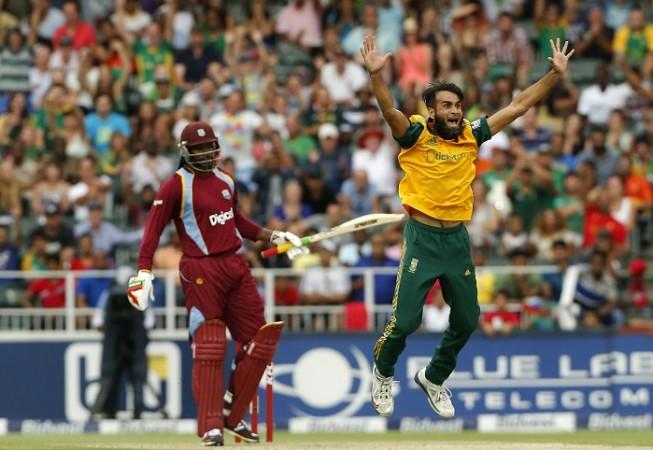 West Indies Chris Gayle South Africa Imran Tahir