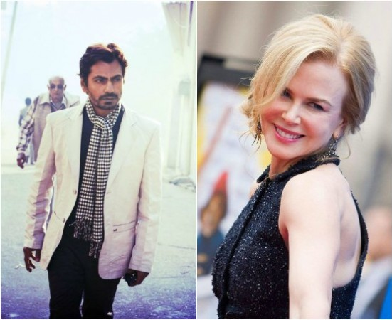 Nawazuddin Siddiqui to Star With Nicole Kidman
