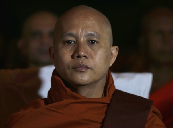 Buddhist monk Ashin Wirathu, leader of the 969 movement
