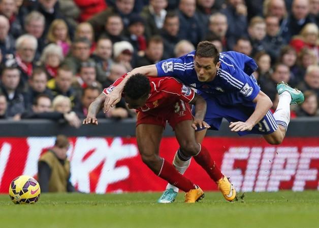 Raheem Sterling Liverpool Nemanja Matic Chelsea