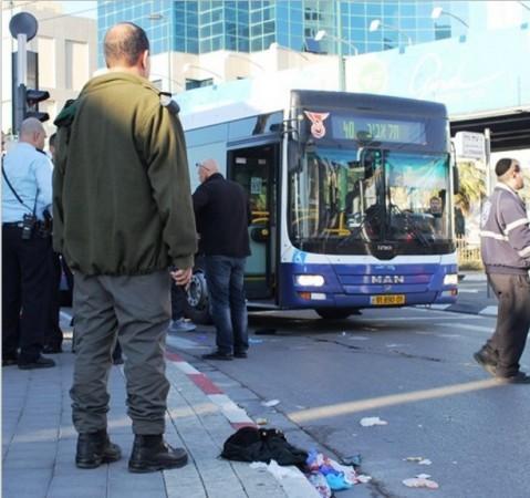 Israel bus attack