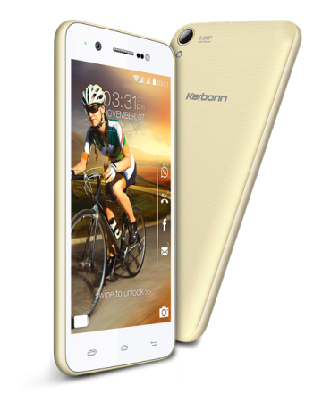Karbonn Launches Titanium Mach One Smartphone in India