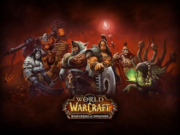 World of Warcraft main