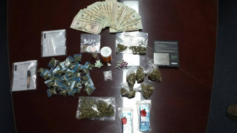 Bradford County Sheriff's Office arrests five members of a family for drug trafficking