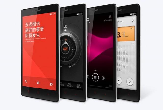 Xiaomi Redmi Note 4G