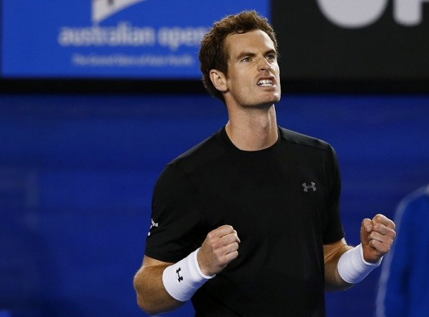 Andy Murray Australian Open 2015