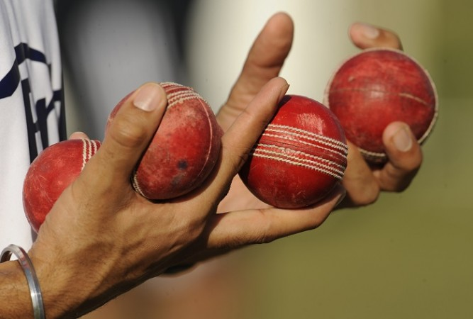 Cricket Balls Panesar
