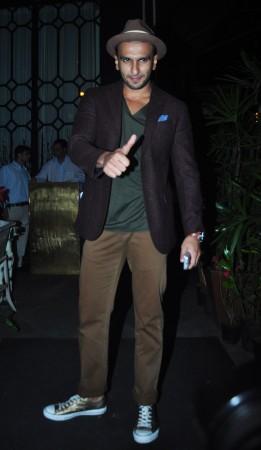 Priyanka Chopra, SRK, Shraddha Kapoor and Other Celebs Spotted At Sanjay Leela Bhansali's Padma Shri Party