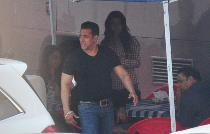 'Bajrangi Bhaijaan' Actor Salman Khan Snapped at Bandra