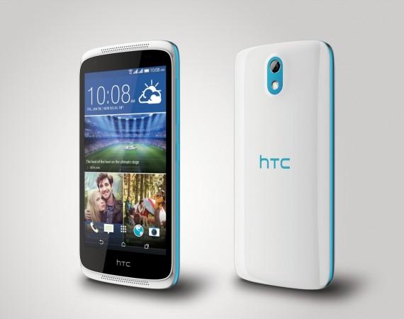 HTC unveils Desire 526G Smartphone in India
