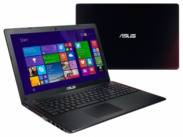 ASUS X550JK Gaming Laptop