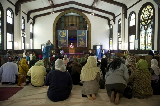 First female-only mosque in the US