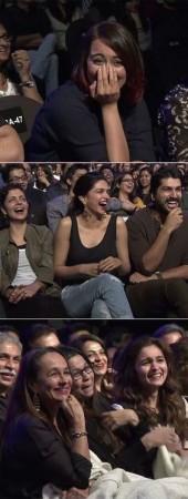 Deepika Padukone, Sonakshi Sinha and Alia Bhatt