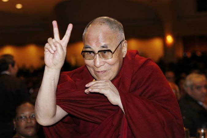 Dalai Lama at the National Prayer Breakfast