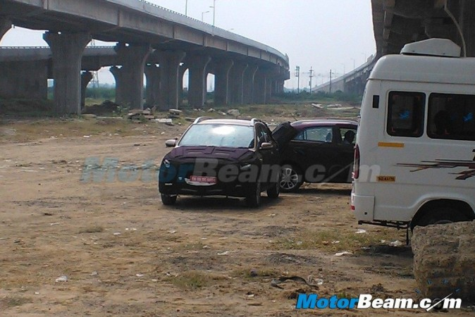 Hyundai Elite i20 Cross with LED DRLs Spied Testing, Launch Soon; Price, Feature Details [PHOTOS]