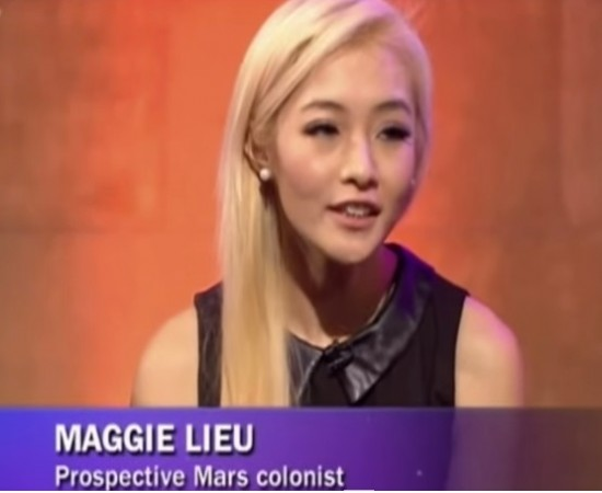 Maggie Lieu hopes to give birth to first Martian baby