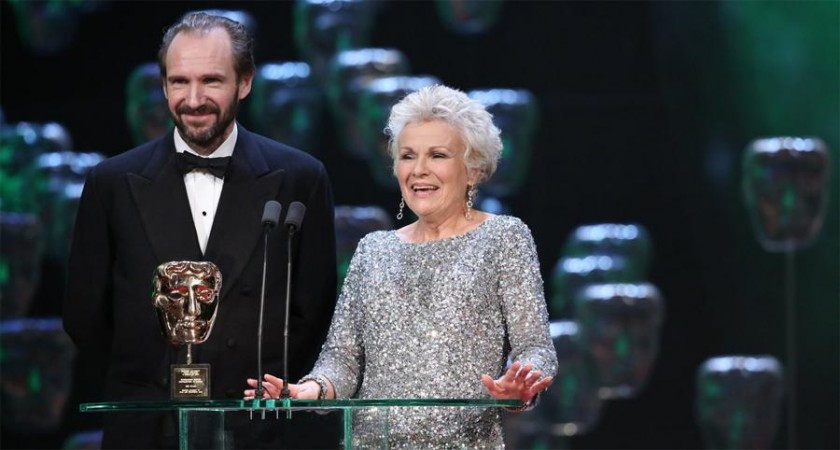 Ralph Fiennes & Julie Walters at BAFTA Awards