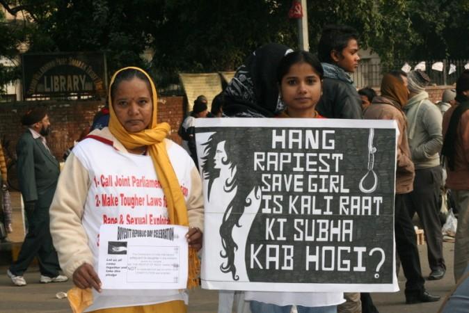 gang rape representational
