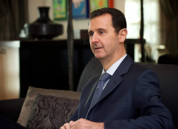 Syrian President Bashar al-Assad has said that he is regularly informed by the US-led collation on ISIS activities.