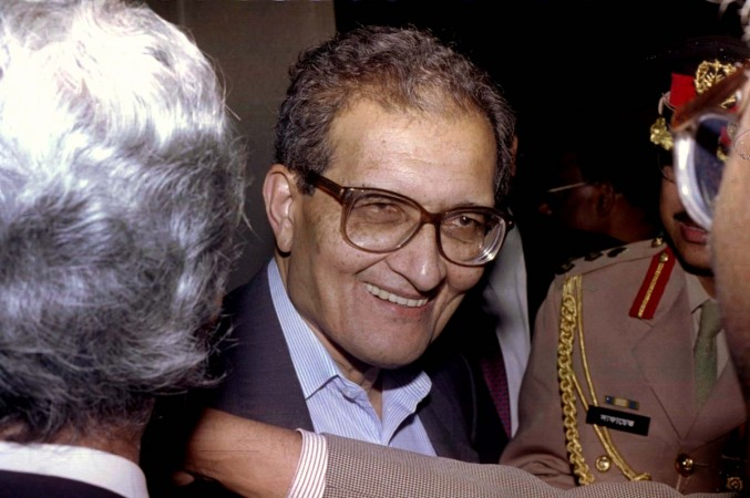 Prof.Amartya Sen