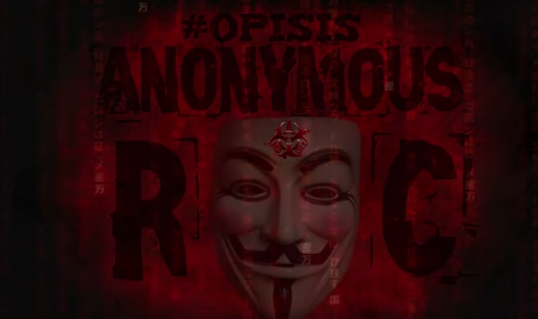 New Anonymous video claims to have taken out more ISIS social media accounts.