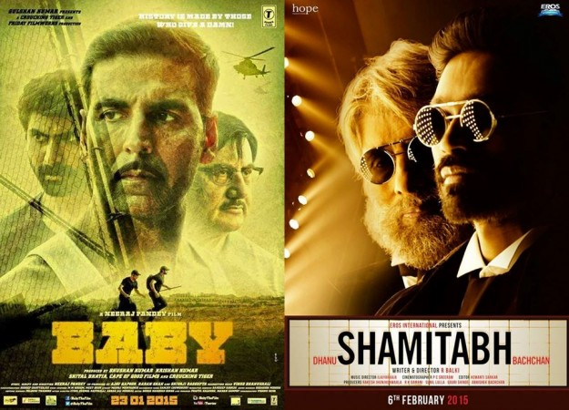 Shamitabh and Baby