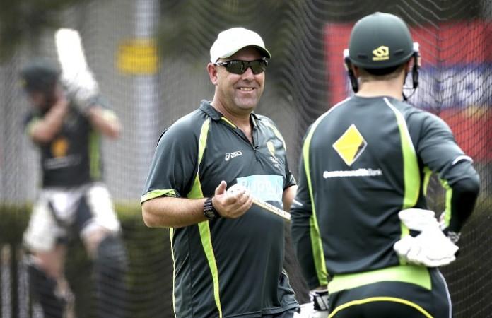 Darren Lehmann Australia
