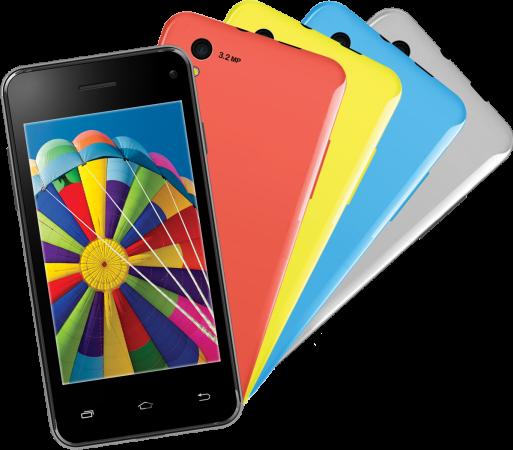 Spice Stellar 431 Smartphone