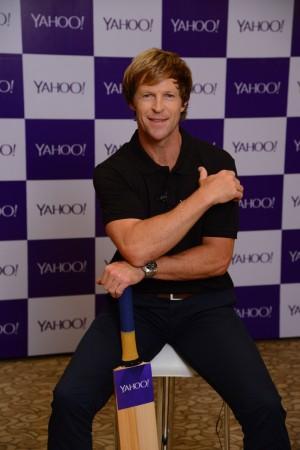Jonty Rhodes Joins as Yahoo India's Cricket Expert