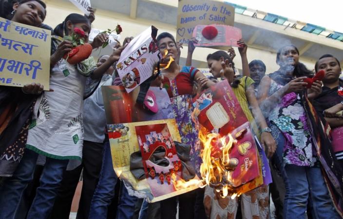 Valentine's day responsible for rape, illegitimate children: RSS Leader Indresh Kumar