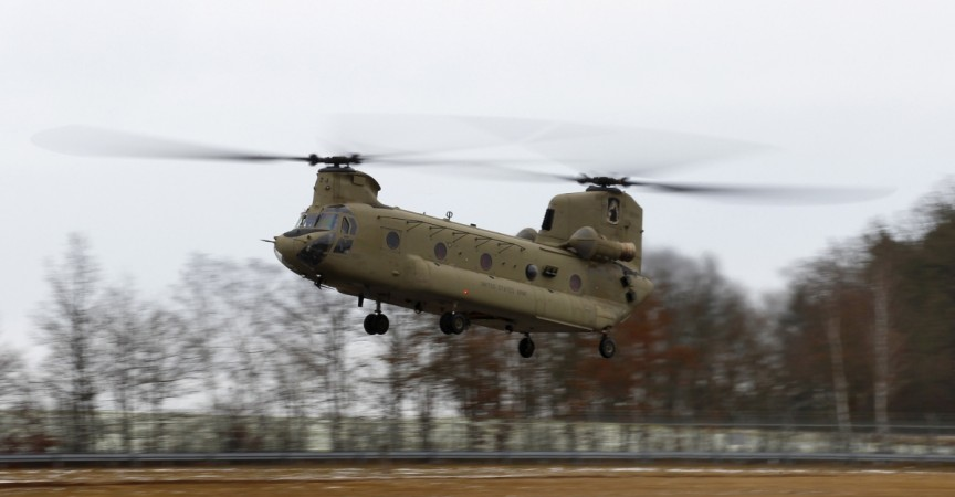CH-47 'Chinook' helicopter
