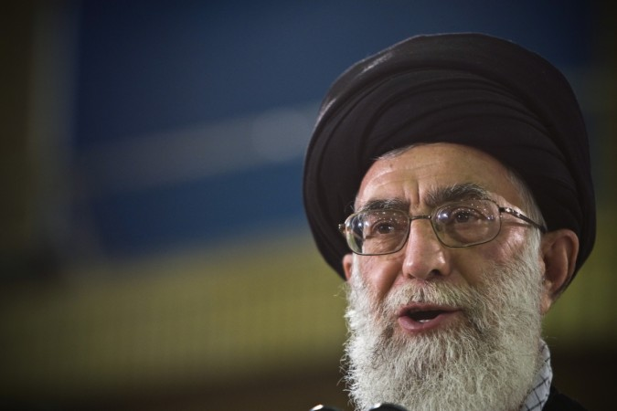 Iran's supreme leader Ayatollah Ali Khamenei reportedly wrote a secret letter to US President Barack Obama.