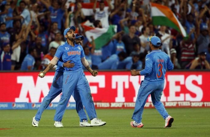 Virat Kohli India vs Pakistan World Cup 2015