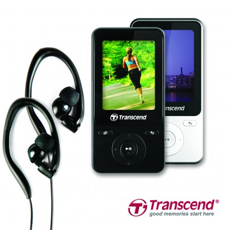 Transcend MP710 digital music player