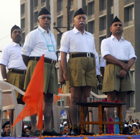 RSS, mohan bhagwat, all indians are hindus